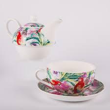 Пара чайная <b>чашка</b> + <b>блюдце</b> 240 мл <b>Tudor</b> TU9999-3 ...