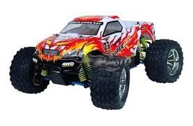 <b>Радиоуправляемый монстр HSP</b> Nitro Off Road Monster Truck ...