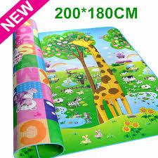 Promotion <b>10 pcs</b>/ lot multicolor play mat child <b>EVA</b> puzzle floor mat ...