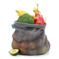 Reusable <b>Grocery Durable Mesh Bags</b> Cotton Ecology Market String ...