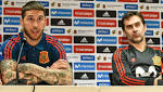 Ramos: Spain benefits from mixed squad