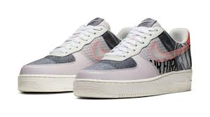 nike air force 1 new arrival authentic men skateboarding shoes comfortable breathable sneakers 882096 200