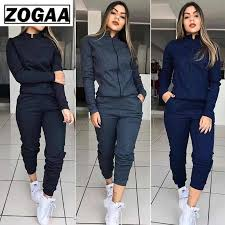 <b>ZOGAA 2018 New Fashion</b> Camouflage Tracksuit Jogging Suit ...