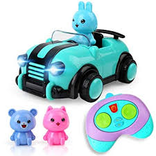 Cartoon Remote Control Car Toys for 3 4 5 Year Old ... - Amazon.com