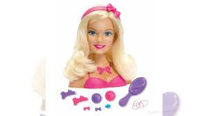 <b>Голова для причёсок</b> Барби блондинка <b>Barbie</b> купить в Москве ...