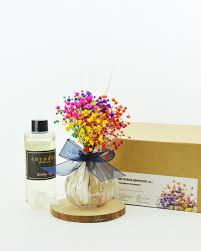 Подарочный набор «Радужная гипсофила» - купить в интернет ...