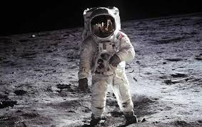 edwin buzz aldrin the second man on the moon universe today buzz aldrin on the moon