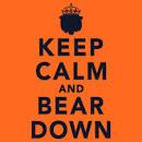 bear down