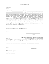 blank affidavit form example xianning blank affidavit form example sample form of affidavit one and the same person examples