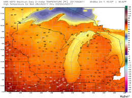 Michigan weather today: time, placement of next heavy rain | MLive ...