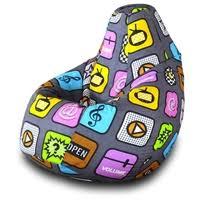 Пазитифчик <b>кресло</b>-груша Плей 02 — <b>Кресла</b>-мешки — купить по ...