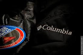 <b>Columbia</b> Men's Mighty <b>Light Jacket</b> - MAGIC IN A LITTLESILVER DOT