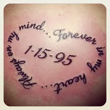 Death Quotes For Loved Ones Tattoos (12) - HD Free Pic another ... via Relatably.com