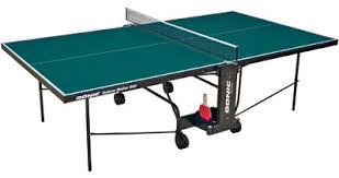 <b>Теннисный стол Donic Indoor</b> Roller 600 Green - Sw-Sport.Ru