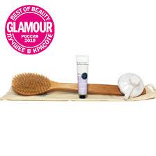 <b>Щетка</b>-массажер для <b>душа</b> Dry <b>Brush</b> & Massager, Grace & Stella Co.