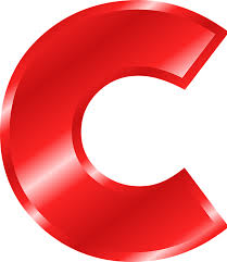 Image result for c letter