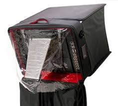 FSI Solutions Rain Cape for CH25 <b>Carrying Case</b> with Integrated ...