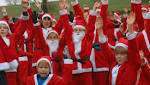 Dress as Santa and sprint around the Vale of Belvoir in hospice's festive fun run and walk