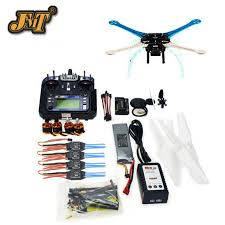 JMT <b>500mm Multi Rotor Air Frame</b> Full Kit S500 PCB DIY GPS ...