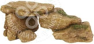 <b>Грот для аквариумов Trixie</b> Камни 15.5см - купить недорого по ...