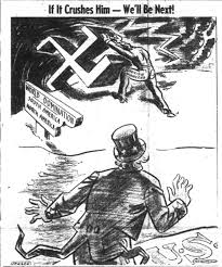 political cartoons mrs yancie s room world war ii political world war two