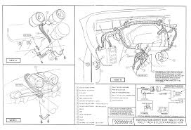 wiring diagram for 1965 ford mustang the wiring diagram rally pac installation on 1964 1966 mustangs mustang tech wiring diagram