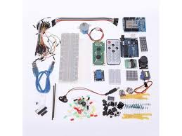 <b>UNO R3 Starter Kit</b> 1602 LCD Servo Dot Matrix Breadboard for ...