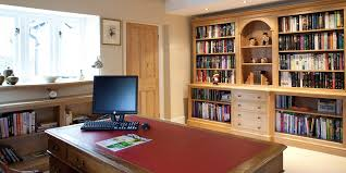 welburn traditional home office bespoke home office
