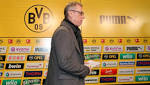 Borussia Dortmund: Die vielen Aufgaben des Peter Stöger