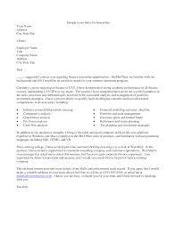 sample application cover letter for resume sample application sample application cover letter for resume cover letter internship sample affordable cover letter internship sample affordable