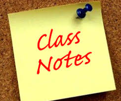 Image result for read the class notes