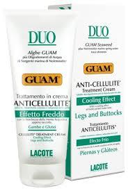 <b>Крем Guam Duo антицеллюлитный</b> с охлаждающим эффектом ...