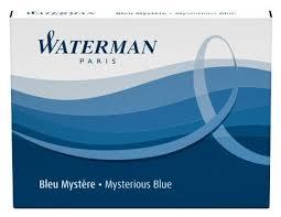 <b>Картридж для перьевой ручки</b> Waterman S01108 (8 шт.) — купить ...