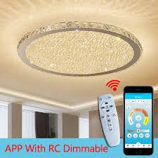 Modern crystal chandeliers <b>Lights</b> Home <b>Lighting</b> ledlamp Living ...