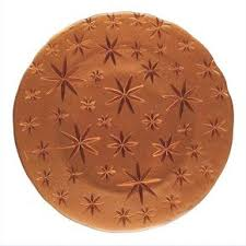 Plate Nachtmann <b>Golden Stars</b> Charger Copper <b>32</b> sm (<b>Блюдо</b> ...