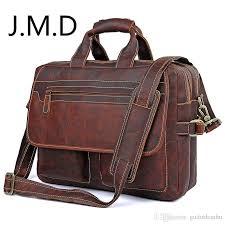 <b>J.M.D</b> LOW Price <b>Rare</b> Genuine <b>Cow</b> Leather Men'S Briefcase ...