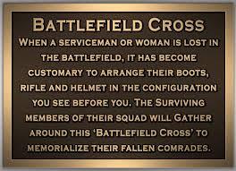 Image result for battlefield cross