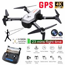 ZLRC <b>SG906 PRO 2 GPS</b> Drone 3แกนแกนAnti Shake Self Gimbal ...