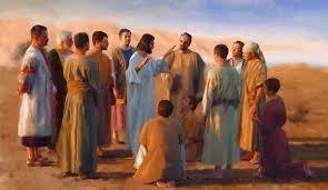 Resultado de imagem para jesus escolhe doze