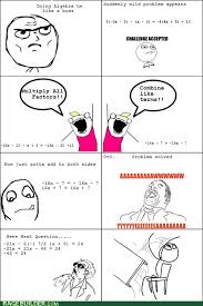 GAGBAY - All the things,math,Rage Comics,table flip,truancy story via Relatably.com