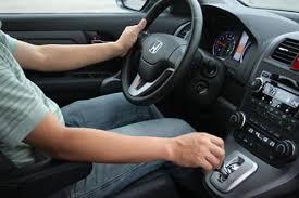 Lái xe số tự động