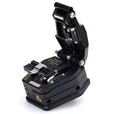Fiber Cleaver <b>FTTH Fiber Optic Tools</b> High Precision SKL-6C Cable ...