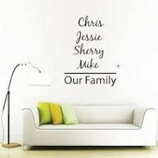 sun wall decal trendy designs: customized quotour familyquot wall decal up to