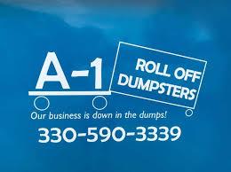 A-<b>1 Roll</b> Off Dumpsters   Wadsworth, Barberton, Cuyahoga Falls ...