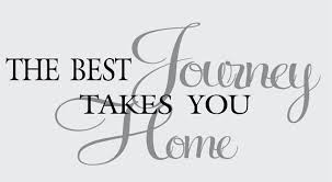 Home Quotes & Sayings| Wall Decals & Stickers, Best Journey Vinyl ...