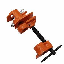 <b>Woodworking Jigsaw Clamp Pipe</b> Clamp Carpenter Tube Connector ...