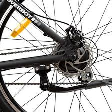 <b>Электровелосипед HOVERBOT CB-4 X-Rider</b> (black), VCB4BK2019
