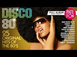 DISCO-80 /<b>Various artists</b>/ 25 ORIGINAL HITS OF THE 80'S - YouTube