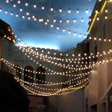 custom length cords replacement string lights cords partylights backyard string lighting