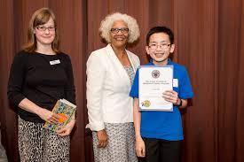 Middle School Creative Writers Celebrate Diversity  Photo  Montgomery Community Media